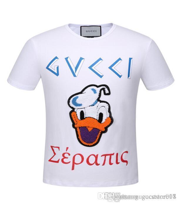 Hombre Camiseta Pequeños Diseño Mujer Hombres 2019 Monstruos Nuevo Verano Unisex Imprimir Homme Lujo Estilo De H9WIYD2E