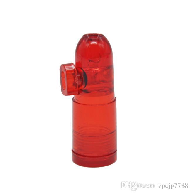 Tabatière Acrylique Snuff Bullet