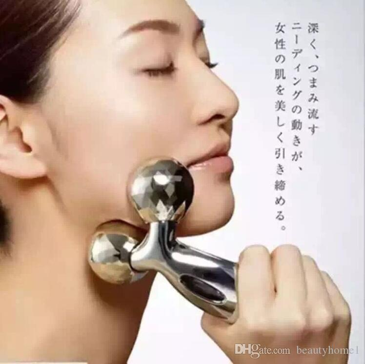 Thin Face Artifact Thin Face Of Roller Machine V Face Massager Thin  Instrument To Double Chin Lean Muscle 3 D Massage Ball Face Toning Machines  Facial ...