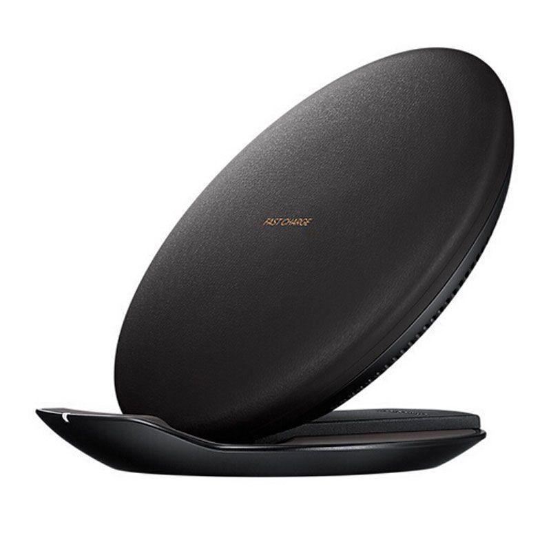 Charge rapide rapide Chargeurs sans fil convertibles Chargement plus rapide 5V pour téléphone portable Samsung Galaxy S7 Plus S5 Plus Note5