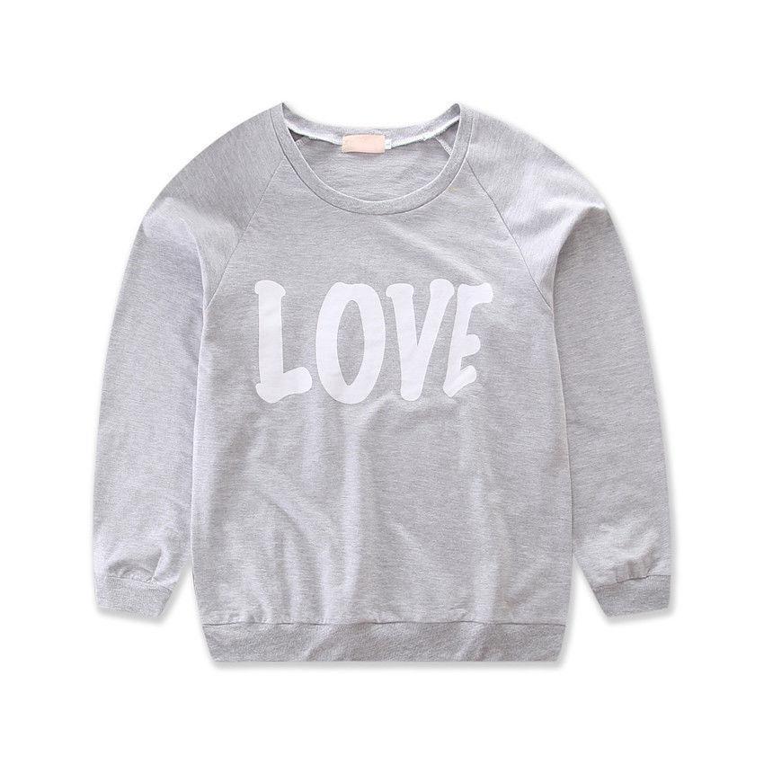 Família roupas camiseta amor mãe filho filha correspondência camisas família roupa roupas