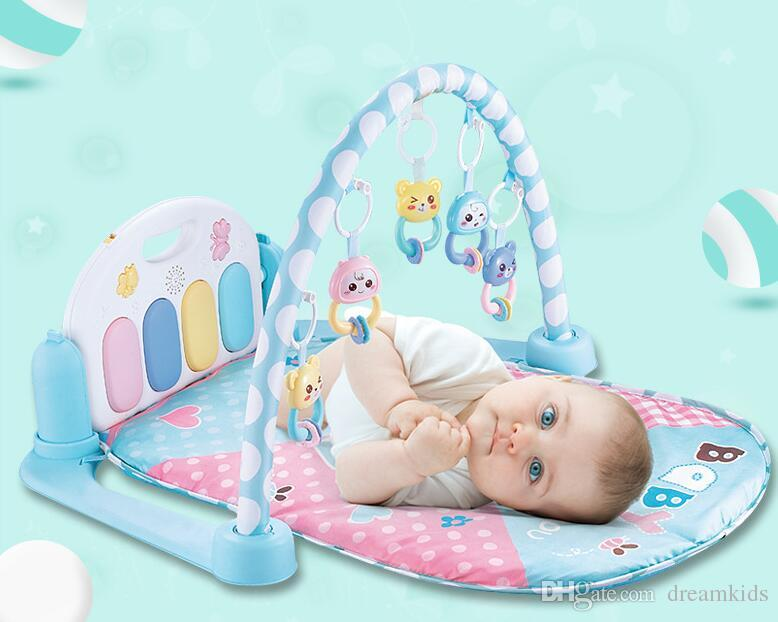 a080c7b5cd99 Baby Play Mat 5 In 1 Rug Toys Kid S Crawling Music Play Game ...