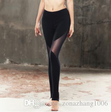 Acheter Pantalon De Sport Pour Femme Marche Sur Le Pied Sweat Simple  Respirant Sexy Taille Haute Yoga Fitness Loisirs Course À Pied Pantalon De  Sport ... 174f5ce8758