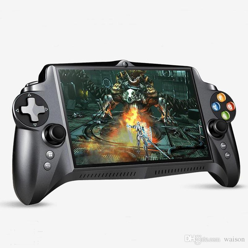 JXD S192K Handheld Game Players 7 polegada RK3288 Quad Core 4G / 64 GB  GamePad 10000 mAh Android 5 1 Tablet PC Video Game Console