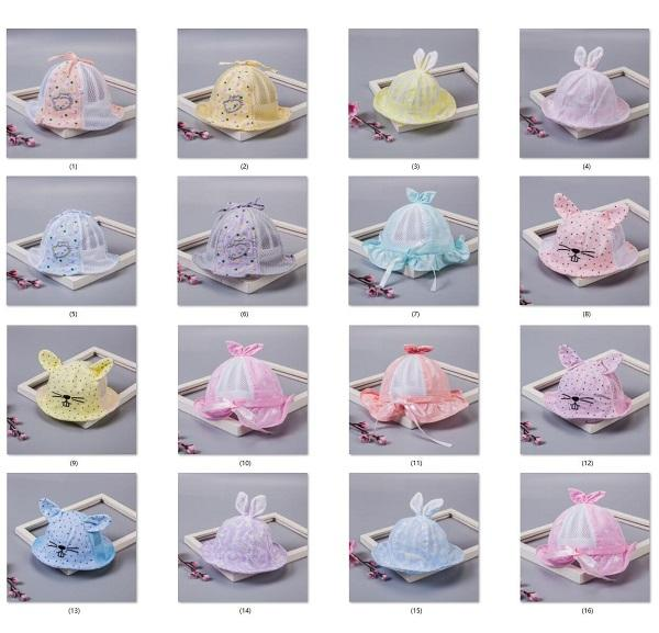 405c2506bbe Baby Toddler Brim Sun Hat with Wide Brim UV Sun Protection ...