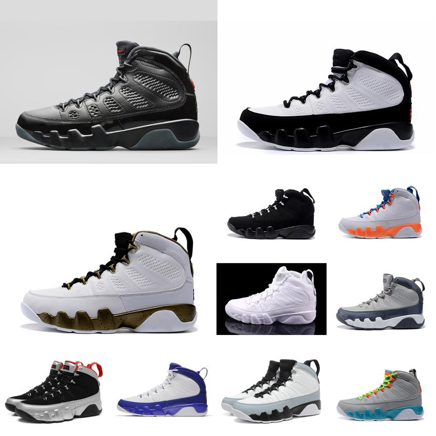 wholesale dealer 9869a e9d30 2019 Women Retro 9s Basketball Shoes J9 Bred Black Red Space Jam Spirit  Anthracite Boys Girls Youth Kids Aj9 Jumpman 9 IX Sneakers Boots With Box  From ...
