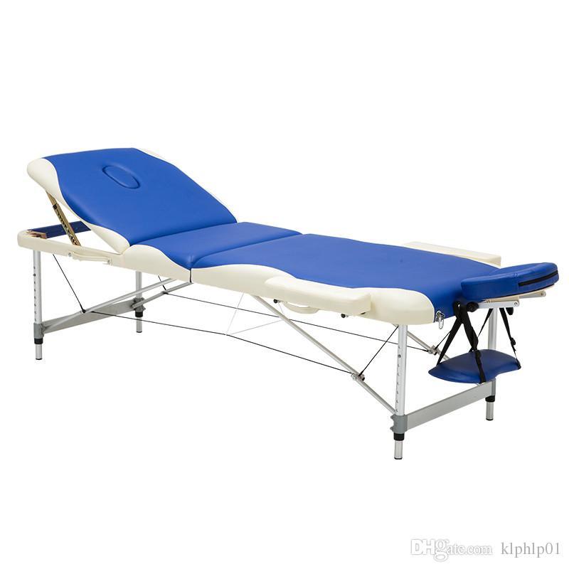 Lettino Massaggio Professionale Pieghevole.3 Pieghevoli Tavolini Da Massaggio Professionali In Alluminio Per Massaggi Pieghevoli Mobili Da Salone Pieghevoli Lettini Da Massaggio Lettini Da