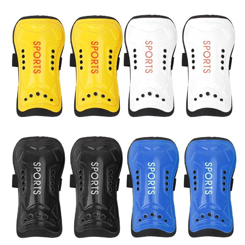 Ultra Light Shin Pads Children Leg Support Protect kneepad Soccer Football Sports Safety Guard Soft Kids Knee Braces Shin Pads