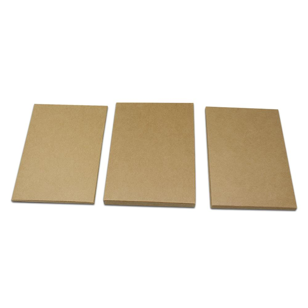Dhl Foldable Photo Greeting Card Package Cardboard Boxes Brown Kraft