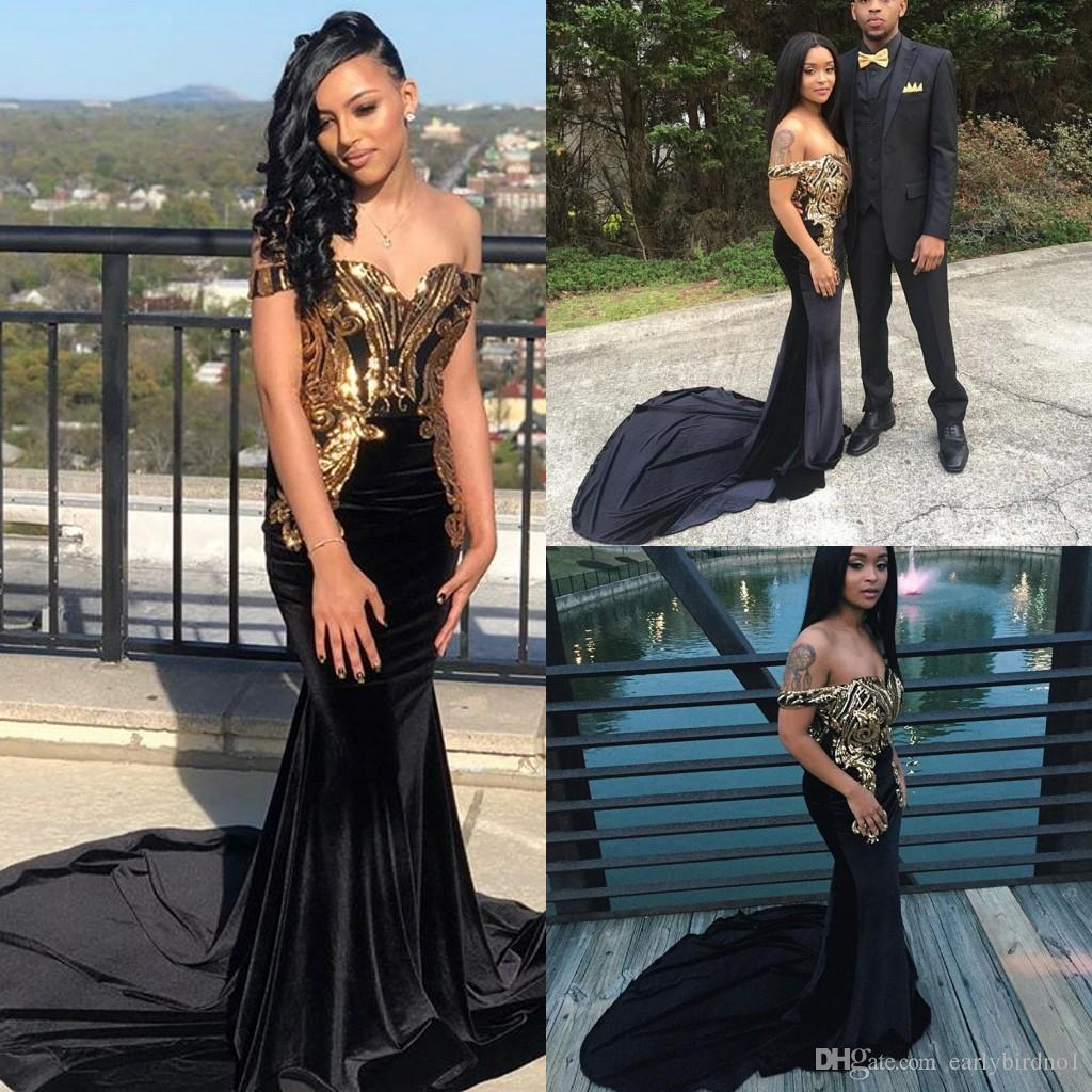 1ec1819f6f688 Cute Black And Gold Prom Dresses – Little Black Dress   Black Lace ...