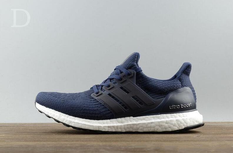 Yüksek Kaliteli Ultraboost 3.0 4.0 Koşu Ayakkabıları Erkekler Kadınlar Ultra Boost 3.0 III Primeknit Beyaz Siyah Spor Sneaker 36-47