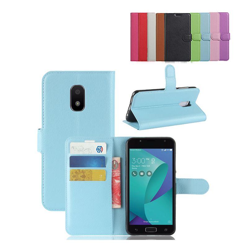 promo code 54776 1987f For Asus ZenFone V Live V500KL For Asus ZenFone Go ZB500KL PU Leather Case  Flip Cover 5.0 Inch Designer Phone Cases Best Phone Cases From ...