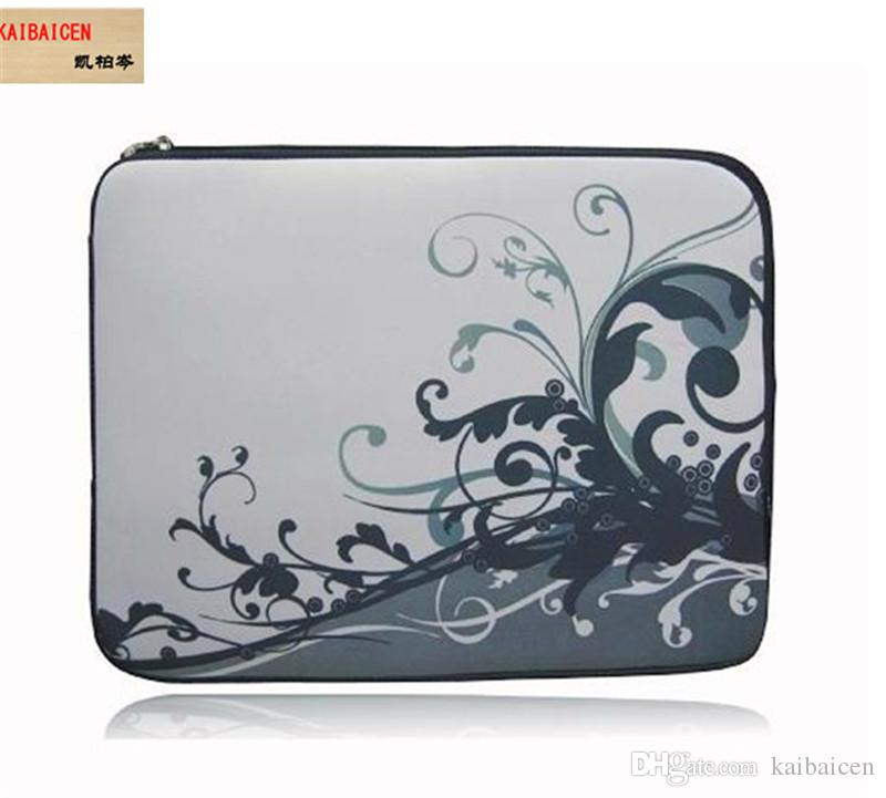 Fashion DIY Sublimation Blank Computer Cover Liner Package For Dell HP Acer Lenovo For MacBook 8 10 12 13 14 15 inch Laptop Sleeve materials