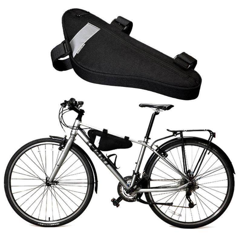 New 1.2 1.5l Waterproof Cycling Front Triangle Bag Mountain Road ...