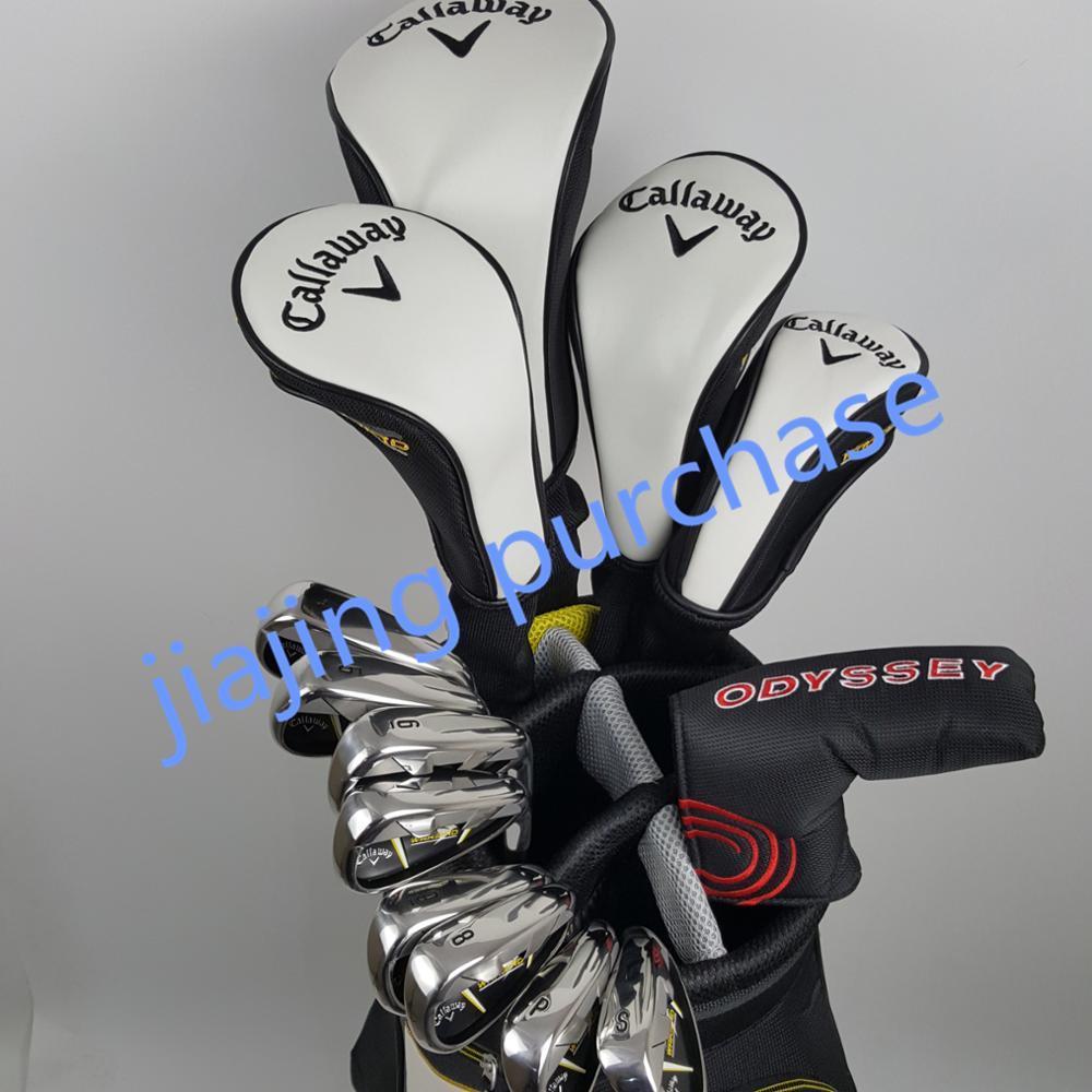87be9445d710f Acheter Golf WARBIRD 5 Club De Golf Complet + Fairway Wood 2 + Fers À Mélanger  8 Kits De Départ De $672.19 Du Annuum   DHgate.Com