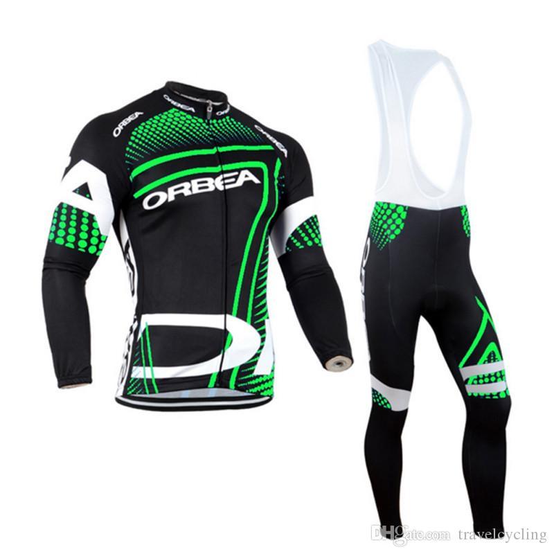 Cheap Fleece Cycling Jersey Black Orange Best Brand Cycling Jersey 1c56bf4c9