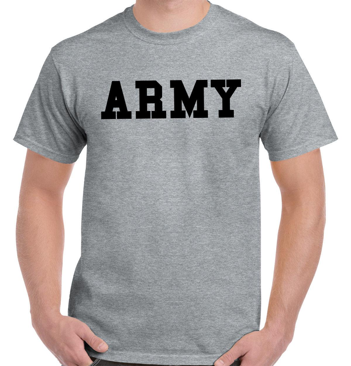 Us Army T Shirts For Sale f339ca70139