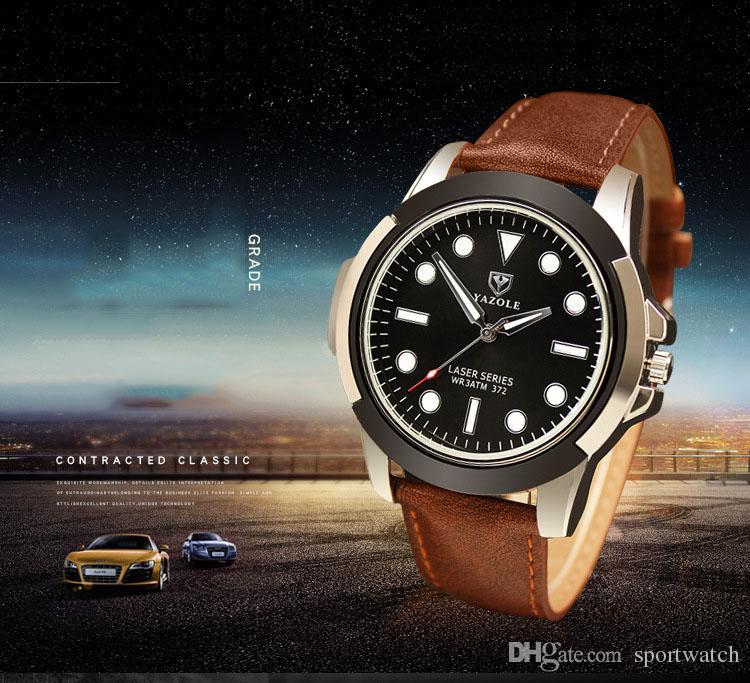 2018 nuevo reloj de cuarzo reloj de los hombres de calidad superior reloj luminoso verde fantasma serie reloj al por mayor envío gratuito