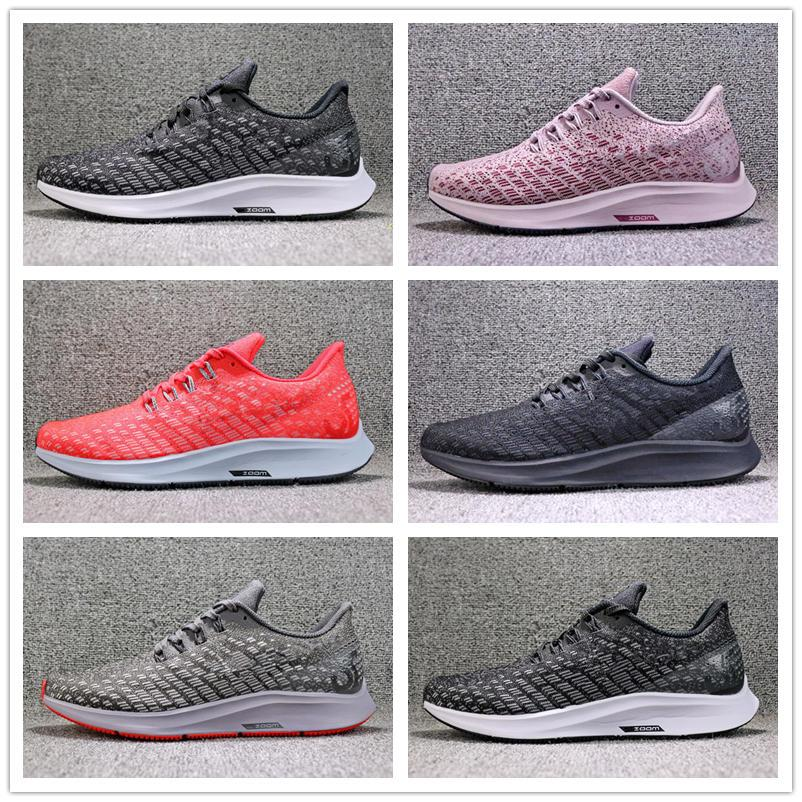 3a506e2f3 2018 New Zoom Pegasus 35 Mens Running Shoes Women Air Sport Trainers ...