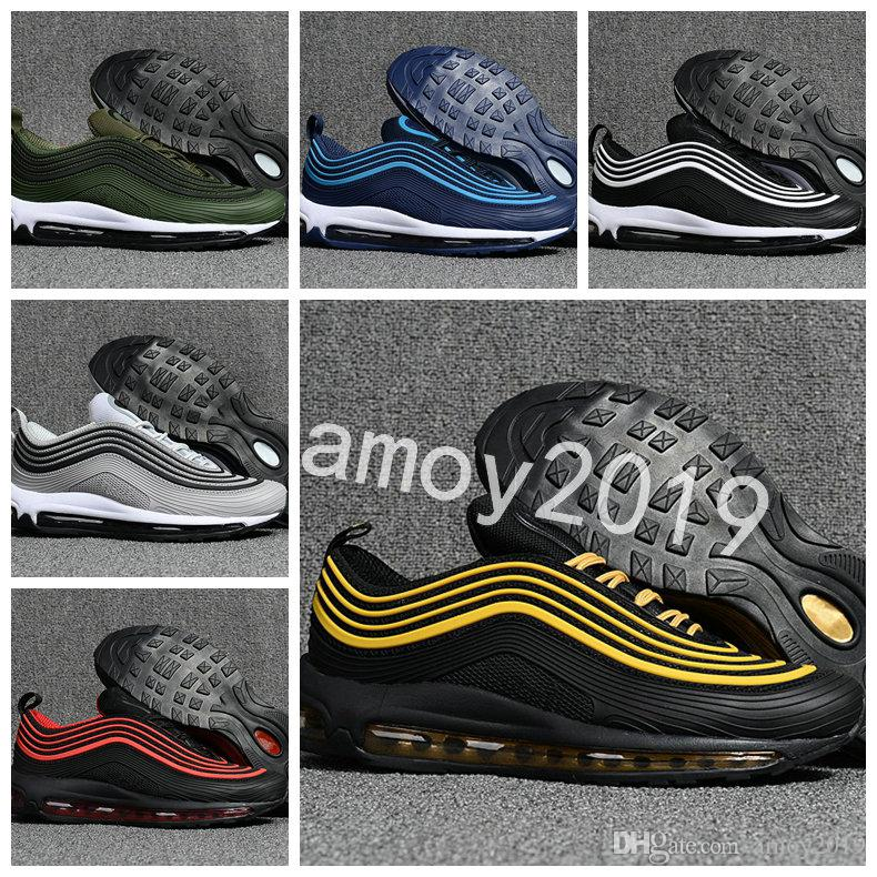 2018 New Men 3 Generation Low 97 OG Cushion Breathable Running Shoes ... 2e164cc9d