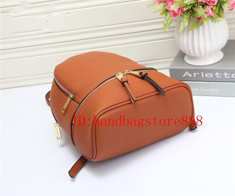 2019 new Fashion women famous backpack style bag handbags for girls school bag women Designer shoulder bags purse