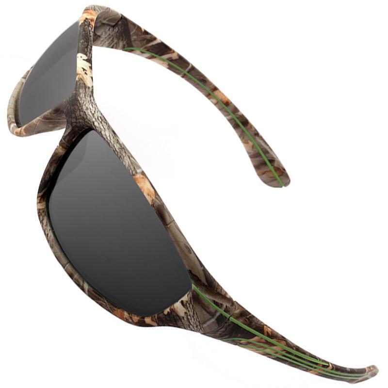 Compre Polarizada Óculos De Sol Dos Homens 2018 New Camo Tr90 Óculos De  Armação Uv400 2018 Moda Condução Caminhadas Pesca Caça Óculos De Sol De  Atunice, ... 5d23d5a7fe
