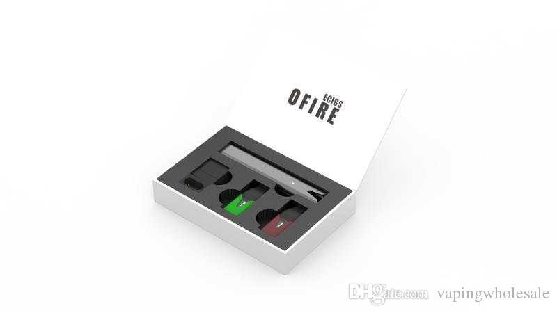 OFIRE Kits E Cigarette Starter Kits Vape Pen MAh Battery Ml - Best invoice software free vapor store online