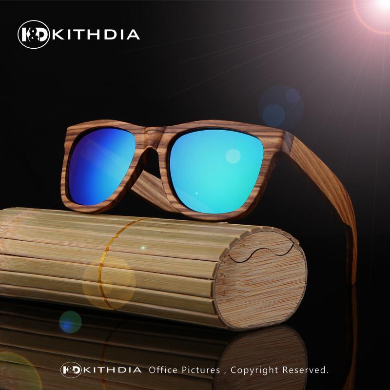 ad5ce558008 Real Polarized Zebra Wood Sunglasses Men Women Hand Made Vintage Wooden  Frame Male Driving Sun Glasses Shades Gafas With Box Sunglasses For Men  Prescription ...