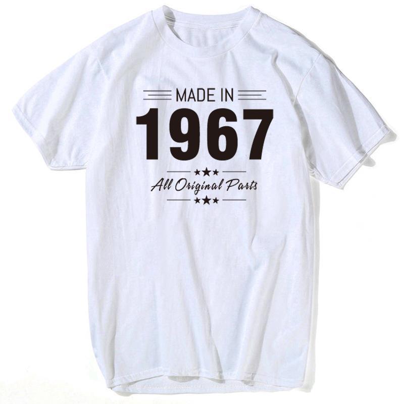 Mujeres Ser 50 De Hombres S El 1967 Gratis 2018 En Años Camisetas Hecha Y Regalo Tamaño Xxxl Envío Mens Impresionante Camiseta Más 4ASRc3jL5q