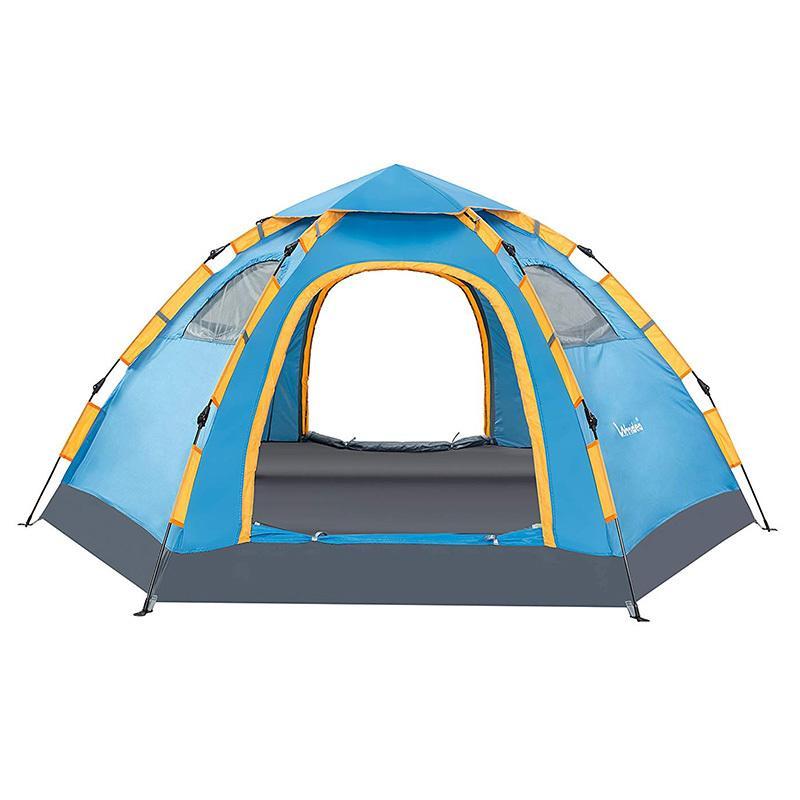 Großhandel 2019 Wnnideo Instant Dome 6 Personen Zelt Im Freien