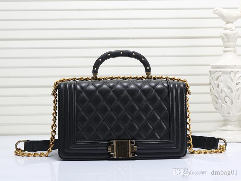 Pink Sugao Chain Shoulder Bag Diamond Lattice Quilt Leather Purses And Handbags  Luxury Designer Handbags Women Famous Brands Purses For Sale Leather Purse  ... e7b0e623b6