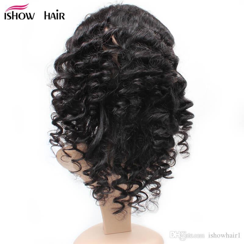 Top venta de pelo peruano de la Virgen Loose Wave 360 Lace closure 8A brasileño malasio Indian Loose Wave cierre de encaje hecho a mano envío gratis