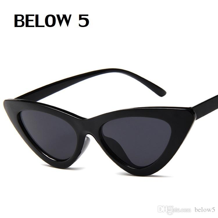 fbf2a078c6cb BELOW5 2018 New Fashion Sunglasses For Men And Women Designer Cat ...