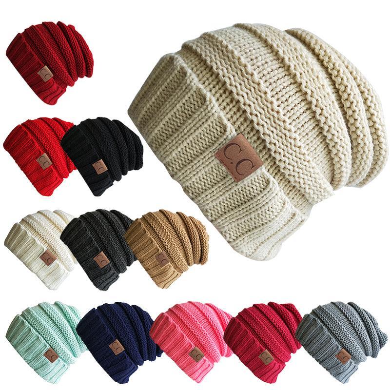 2099df1577c SexeMara Winter Hats for Women Skullies Beanies for Ladies Casual ...