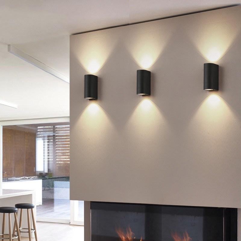 Acquista Applique Da Parete A LED In Metallo Moderno Riparo Della ...