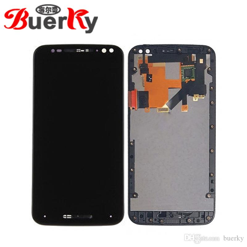 For Motorola Moto X Pure Edition XT1575 Full LCD Display Assembly Complete with touch Digitizer sensor free shipping