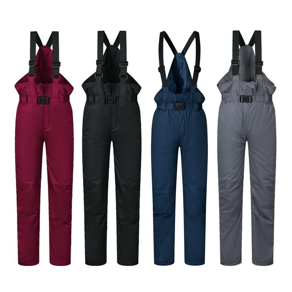 8ae3c4c344 2019 2018 Outdoor Sports Girls Boy Ski Pants Kids Windproof Waterproof Warm  Winter Snow Snowboard Children Overall Trousers Brand From Oyzhiming