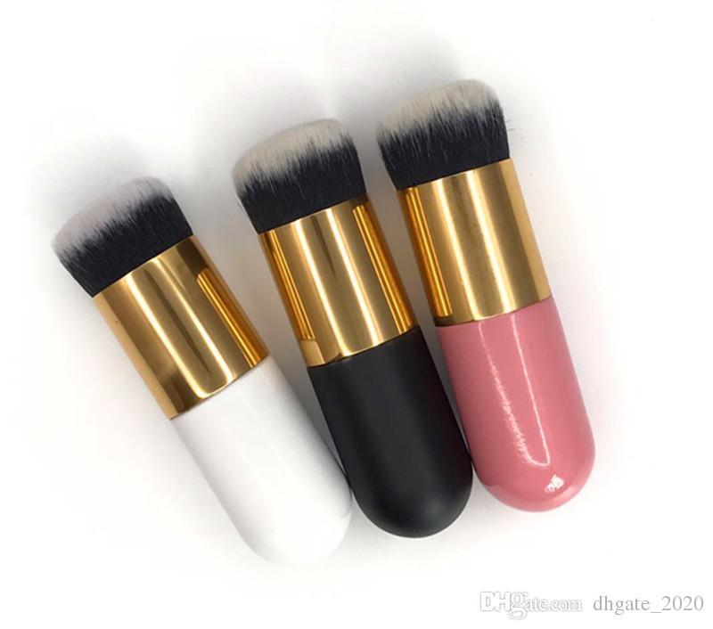 Kabuki Blusher Franch Foundation Face Powder makeup brush