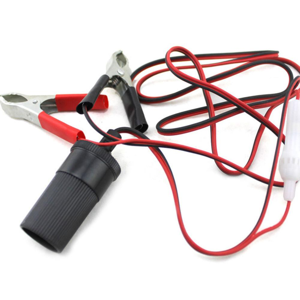 2019 Car Battery Emergency Combine Cable Terminal Clip On Female