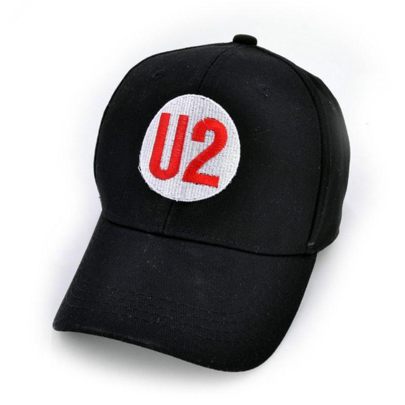 f53732323 U2 Rock band Letter Baseball cap Men and women Pride Embroidery snapback  hats outdoors Hip-hop cap
