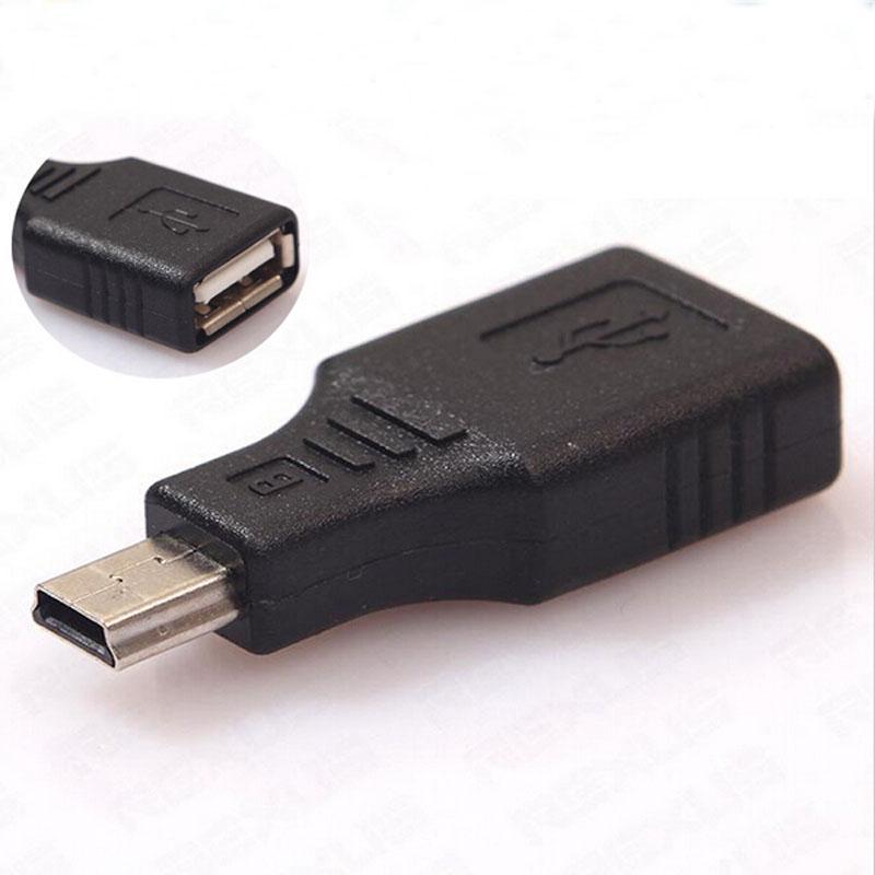 Der GüNstigste Preis Mini Usb Stecker Auf Usb Buchse Konverter Otg Adapter Kabel Für Google Nexus 7 Unterhaltungselektronik Zubehör Und Ersatzteile