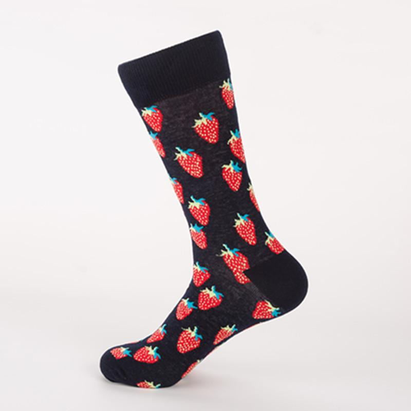 08cf2f5eb9da1 2019 New Fashion Street Colorful Fruit Men Socks Casual And Comfortable Jacquard  Socks For Men And Women From Sweet59, $28.57 | DHgate.Com