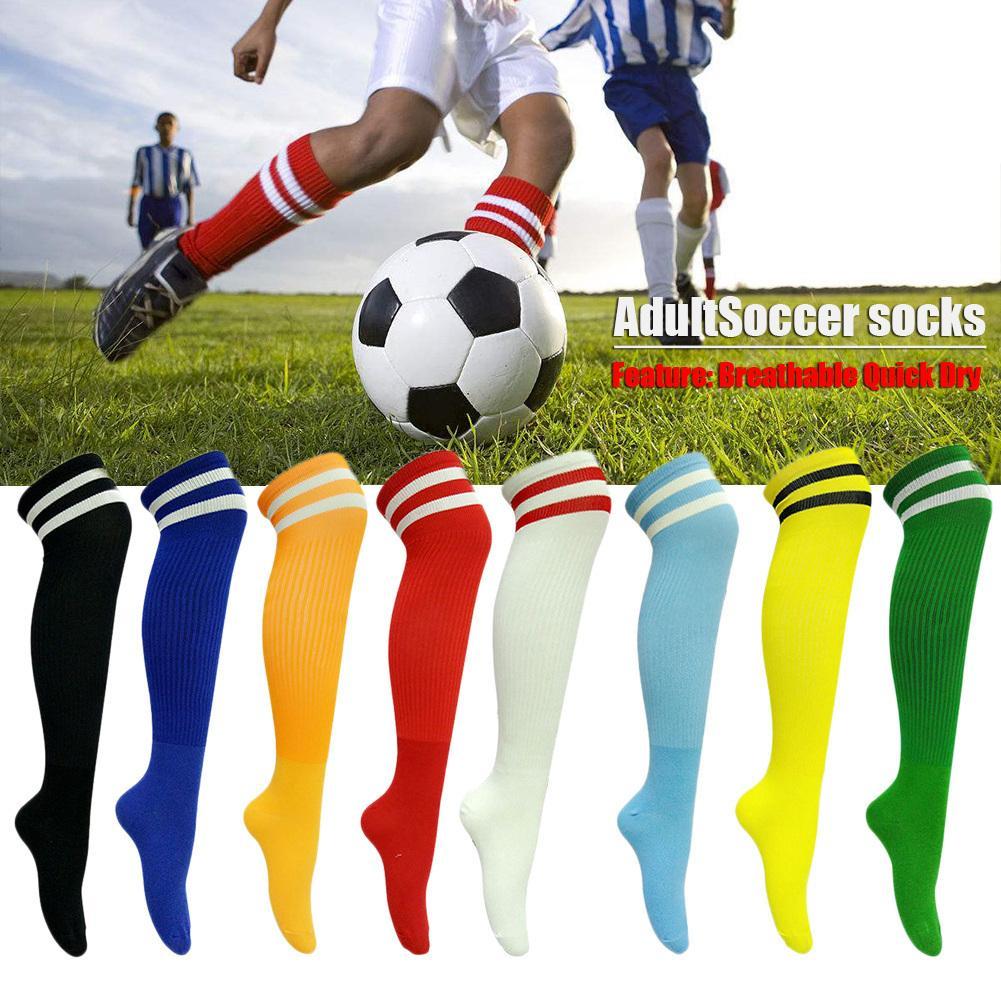 Lauf Sport & Unterhaltung 4 Stücke Lot Herren Männlichen Fußball Socken Fußball Lange Strümpfe Socken Im Freien Sport Lauf Socken 8 Farben
