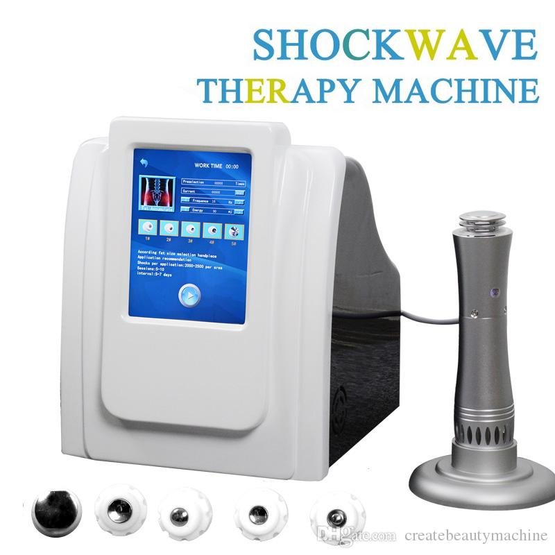 Ultrasonic Acoustic Shock Wave Therapy Arthritis Extracorporeal Pulse shockwave Technology Physiotherapy Shockwave For Pain Relief Device