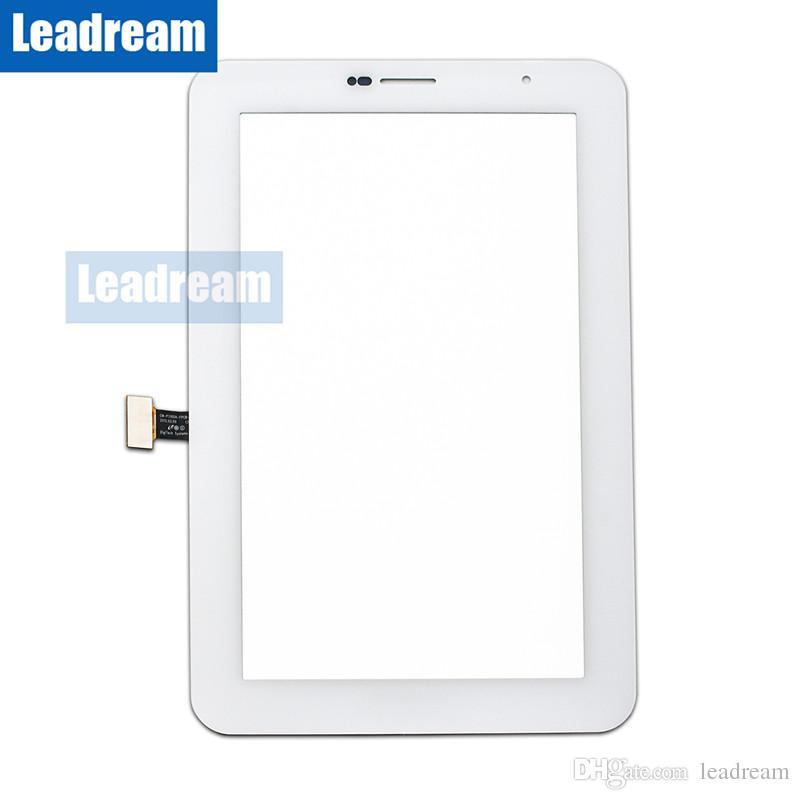 50 ШТ. 7-дюймовый Сенсорный Экран Digitizer Панель С Лентой Для Samsung Galaxy Tab 2 P3100 Настольный ПК Экран Бесплатная Доставка