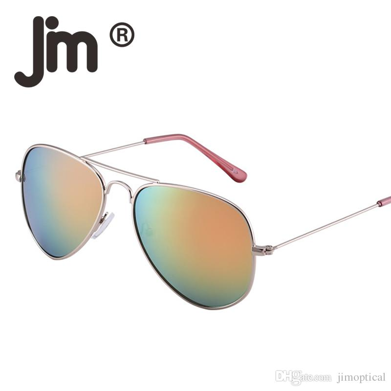 3559b8b9deda JM Vintage Aviation Sunglasses UV400 Flash Mirrored Muti Colors Lens Alloy  Metal Retro Classic Sun Glasses Women Men Fashion Oculos De Sol Cool  Sunglasses ...