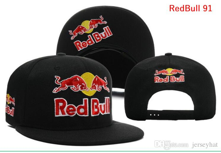 2f2491d22a4 2019 Wholesale Price Red Bull Hat Cap Adjustable Caps Snapback Hat Baseball  Caps Men Women Acceap From Jerseyhat