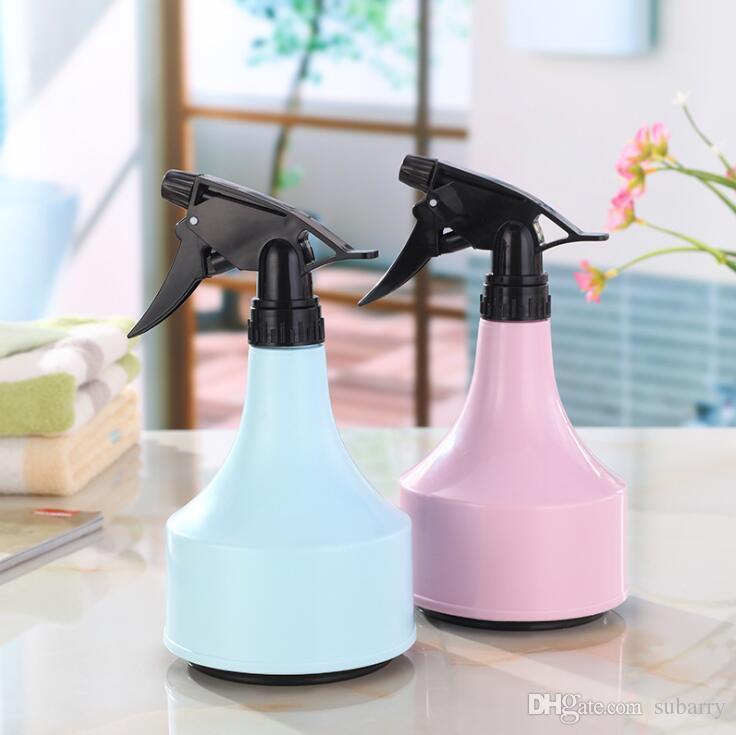 Adjustable Nozzle Spray Bottle Water Mist Sprayer Plastic Spray Bottle  Plant Mister Adjustable Nozzle Watering Can for Garden Indoor Plants