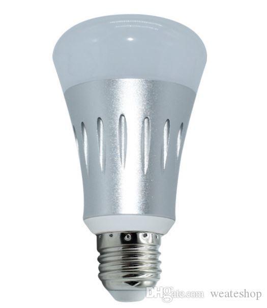 Großhandel Intelligente Glühlampen Led Birnen Bunte Birnen Alexa ...