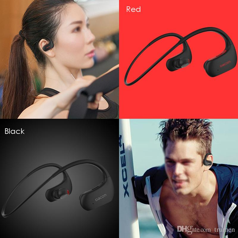 34b163d3ce2 DACOM L05 V4.1 Sport Bluetooth Headphone Wireless IPX7 Waterproof Earphone  Stereo Bass Headset Hands Free With Mic For Smart Phone Best Cell Phone  Headset ...